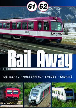 Rail Away 61, 62