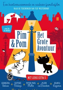 Pim&Pom Het Grote Avontuur