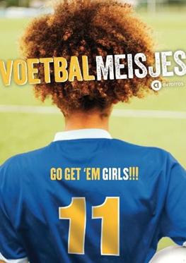 Voetbalmeisjes, de complete serie