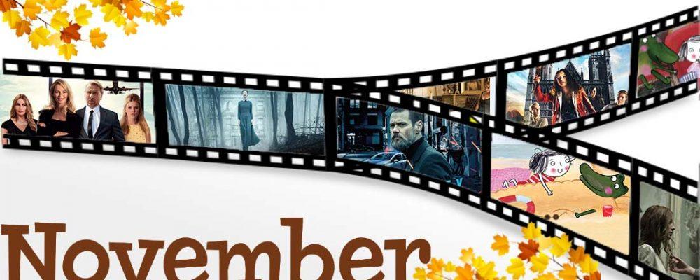 November releases