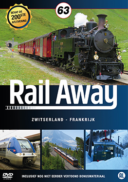 Rail Away 63 – Speciale uitgave