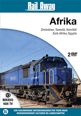 Rail Away – Afrika (2 dvd)