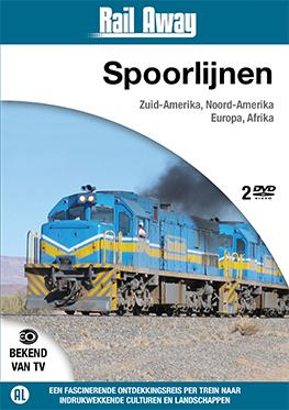 Rail Away – Spoorlijnen (2 dvd)
