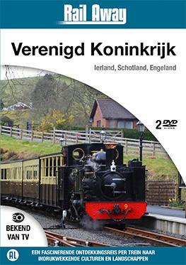 Rail Away – Verenigd Koninkrijk (2 dvd)