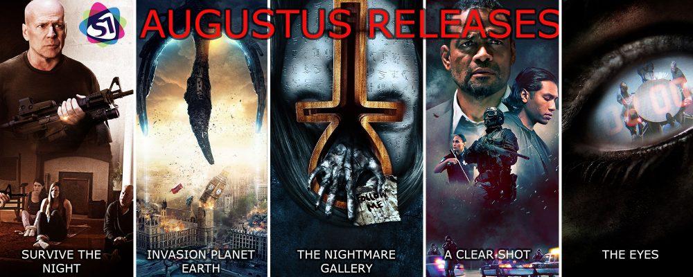 Augustus 2020 Releases Source 1 Media