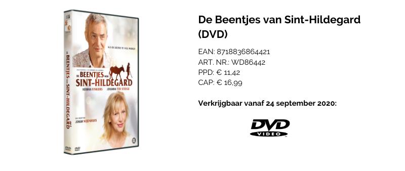 INFO Beentjes van Sint-Hildegard DVD