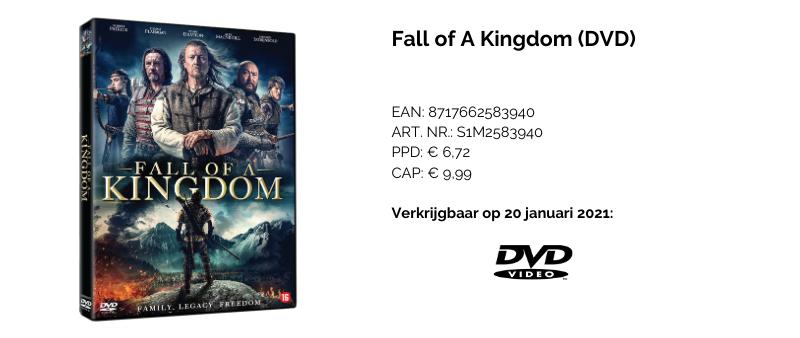 INFO Fall of A Kingdom