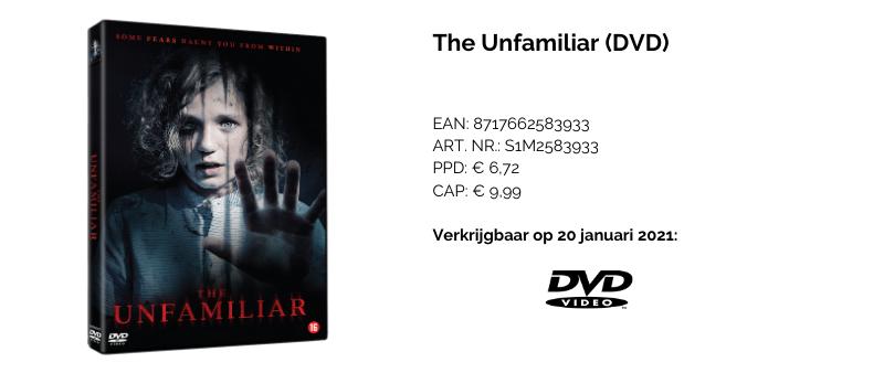 INFO The Unfamiliar