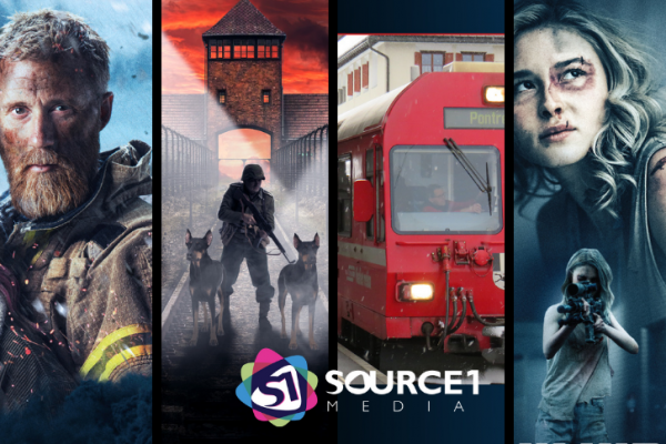 Source 1 Media April Releases