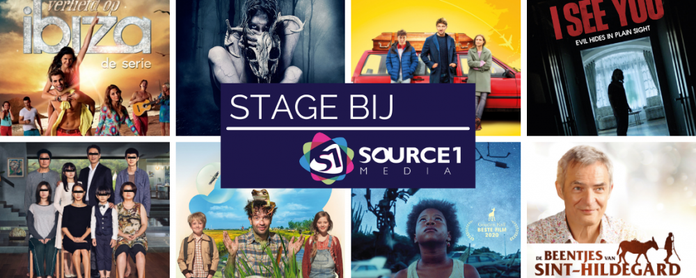Marketing en Communicatie Stage Vacature bij Source 1 Media