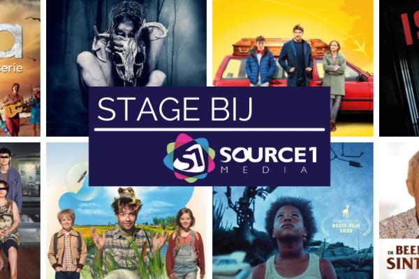 Marketing en Communicatie Stage Vacature bij Source 1 Media