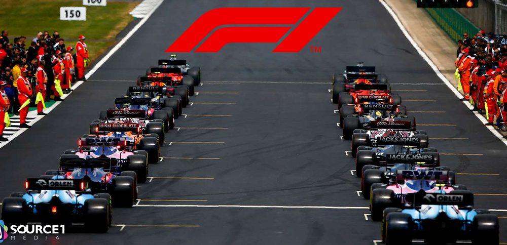 Source 1 Media Formule One 2020