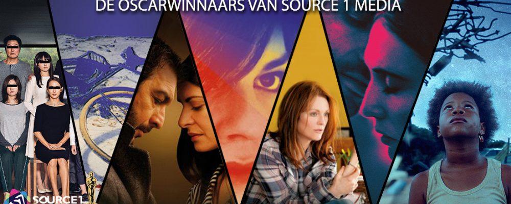 Oscar winnende films van Source 1 Media