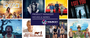 Source 1 Media Vacature - Product Manager Film